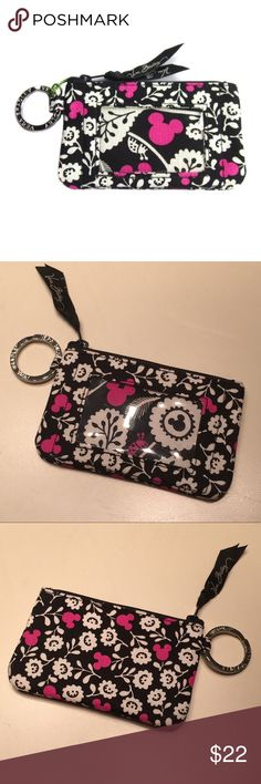 Vera Bradley Mickey ID Holder NWOT! Never used. Vera Bradley Accessories