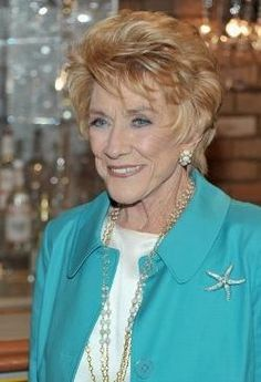 Jeanne Cooper (Katherine Chancellor) 1928 - 2013