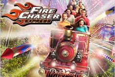 Dollywood announces the brand new FireChaser Express roller coaster, which will be the nation's first dual-launch family coaster that will launch twice...forward and backward! More details available at: http://www.pigeonforgetnguide.com/things-to-do/dollywood-announces-new-resort-and-roller-coaster/