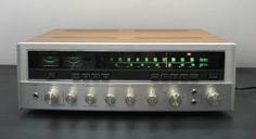 Vintage Sansui Eight 8 Stereo Receiver Tuner Amplifier Amp