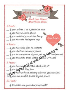 1000 images about fun wedding accessories on pinterest for Non traditional bridal shower games