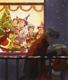 Ask Ace Attorney! • This concludes A Very Ace Attorney Christmas.