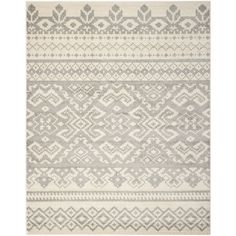 Safavieh Adirondack Ivory/ Silver Rug (11' x 15') - Overstock™ Shopping - Top Rated Safavieh Oversized Rugs