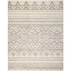 Safavieh Adirondack Ivory/ Silver Rug (11' x 15') - Overstock™ Shopping - Top Rated Safavieh Oversized Rugs