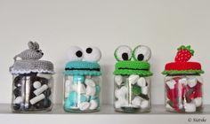 Sietske's Hobby's: Snoeppotjes
