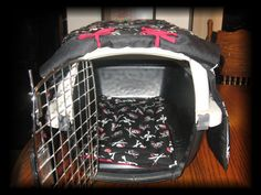 Vari Kennel Jr cotton crate covers or 100 size crate with crate pad on Etsy, $40.00