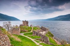 LOCH NESS is a large, deep, freshwater loch in the Scottish Highlands.