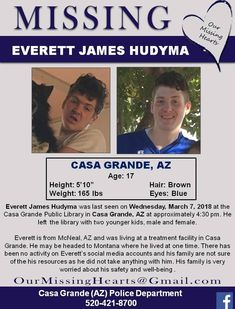 Find Missing Everett James Hudyma! Missing Child, Missing Persons, Helping Hands, Helping Others, Amber Alert, Can You Help, Cold Case, Looking For Someone, True Crime