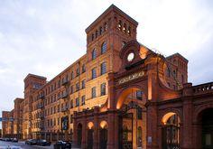 andels Hotel, Łódź, Poland #travel #luxury