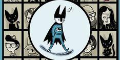 Superhelten Batuman er en ensom taber ‹ Nummer 9
