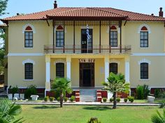 Archaeological Museum of Thessaloniki read more Museum of Byzantine Culture read more Macedonian Museum of Contemporary Artread more /****************. Thessaloniki, Greece, War, Mansions, House Styles, Museums, Buildings, Culture, Magazine