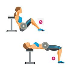 Barbell Hip Thrust  http://www.womenshealthmag.com/health/barbell-hip-thrust