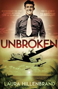 Unbroken - Laura Hillenbrand. A must read for anyone who loves true stories of determination and survival. I couldn't put it down!