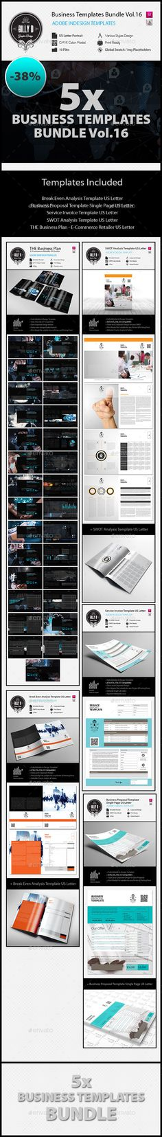 Extravagant PowerPoint Template - #Business #PowerPoint #Templates - breakeven template