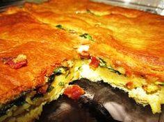 Pillsbury Crescent Breakfast Bake