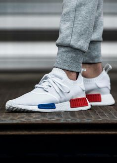 adidas Originals NMD R1: White Clothing, Shoes  Jewelry : Women : Shoes amzn.to/2kJsv4m