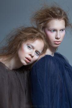 Model: Sandra Plajzer, Aleksandra  Żygo muah: Aga Zajdel stylist: Patrycja Wojtkowiak photo: Dorota Górecka