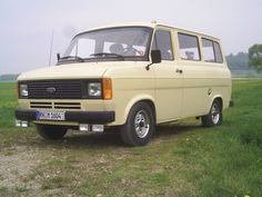 Ford Transit Mark II, 1978