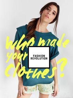 III Jornada de Moda Sostenible en Madrid, la apuesta por la búsqueda de un nuevo concepto de moda más responsable.