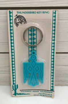 Turquoise Thunder Bird Cufflinks--Artsy Handmade Travel Native American Indian