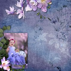 Embellishment Templates - Nature Mix 672 by D's Design