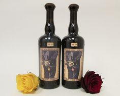 Art and artistry are the Sine Qua Non of this #rarewine.