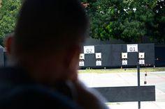 Tempat Belajar Fotografi: Kejuaraan Menembak HUT DANREM 011 LILAWANGSA 2017