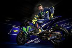 """MotoGP – Valentino Rossi: """"A chegada de Viñales à Yamaha é um desafio para Márquez"""""""
