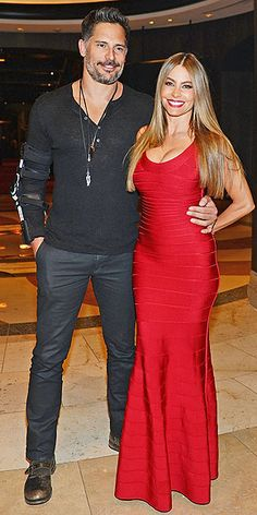 Sure, Sofia's red Herve Leger bandage gown (worn to  Planet Hollywood's New Year's Eve Party in Las Vegas) makes a ...