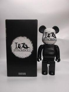 Rare Bearbrick 400% Tokyo Isetan Exclucive Cap & Pep Be@rbrick Medicom Kaws JPN | eBay