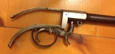 Image result for underhammer rifle