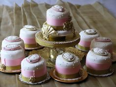 Victorian High Tea - Sugar Realm, Fine Bakery & Cake Design