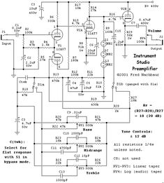 acoustic guitar preamp wiring diagram