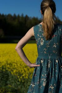 Sundressing with Sew Mariefleur - Melly Sews