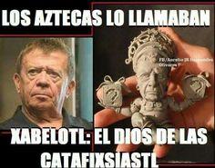 Chabelo <- explicaría tanto <- Cuenta la leyenda que, cuando Quetzalcóatl y Tezcatlipoca re-crearon la tierra y el cielo, Chabelo inauguró la primera sucursal de Muebles Troncoso.