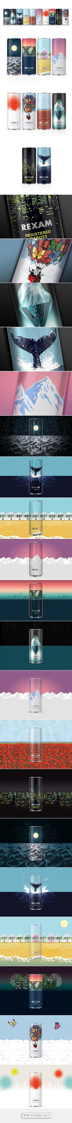 Rexam New Horizons can packaging designed by Dragon Rouge - http://www.packagingoftheworld.com/…/rexam-new-horizons.html
