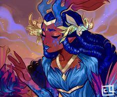 Black Girl Art, Art Girl, Michelle Czajkowski, Avas Demon, Online Comics, Demon Art, Bd Comics, Afro Art, Character Drawing