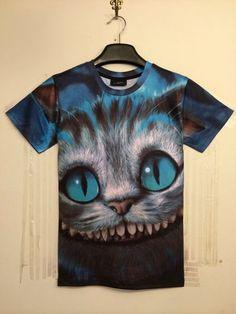 Dibujo animado de gato. #RegalosPersonalizados #RegalosConFoto #Personalizados #CamisetasEstampaciónCompleta #CamisetasPersonalizadas