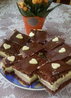 Zita szelet, elképesztően finom gesztenyés süti, amit nem lehet megunni! Cake Cookies, Sweet Recipes, Tiramisu, Food And Drink, Xmas, Yummy Food, Sweets, Ethnic Recipes, Sweet Like Candy