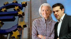mykonos ticker: ΔΝΤ: Θα κόψουμε τη δόση-Τηλεφωνική επικοινωνία Τσί...