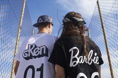 Little Eleven Paris. BARKEN SS t-shirts, £28 each #barbie #ken #childrensclothing