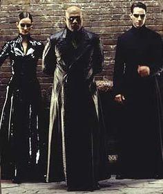 Matrix . Mi trilogía preferida