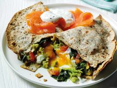 """Another Recipe that will make you fall in love with Avocado. And this is """"Avocado Egg Quesadilla Recipe"""""""