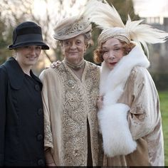 downton abbey hats and costumes//