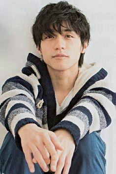 Japanese actor: Nishikido Ryo (錦戸亮)