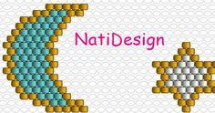 Beaded Earrings Native, Seed Bead Earrings, Beaded Rings, Seed Bead Patterns, Peyote Patterns, Beading Patterns, Bead Embroidery Jewelry, Beaded Embroidery, Bead Jewellery