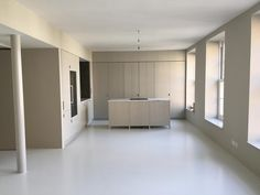 installation date 10th february 2016 location north london flooring type microcrete polished concrete - Concrete Apartment 2016