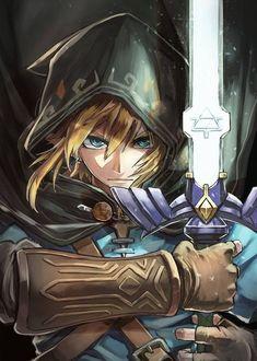 Link - Zelda Breath of The Wild #link #thelegendofzelda #cosplayclass