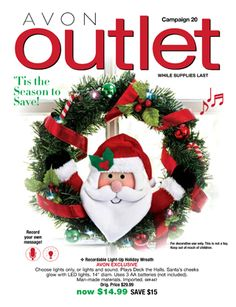 avon campaign 20 2014 outlet is online for viewing by www - Best Christmas Deals 2014