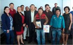 Avanza certificación de ciudadanos como Contralores Sociales en el interior del Estado